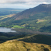 Skiddaw from Causey Pike